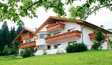 Pension Untermüllerhof in Gitschberg Jochtal