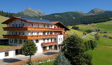 Hotel Oberlechner in Meransen in Gitschberg Jochtal