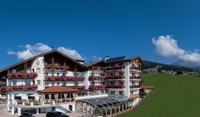 Hotel Alpenfrieden in Meransen