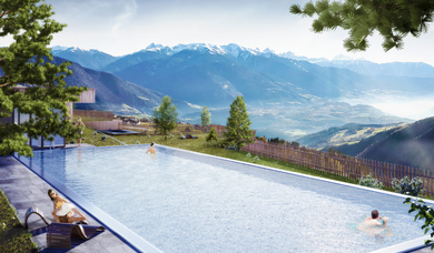 Tratterhof - The Mountain Sky Hotel a Maranza