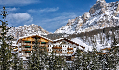 Vacanze invernali al Hotel Rosa Alpina a San Cassiano