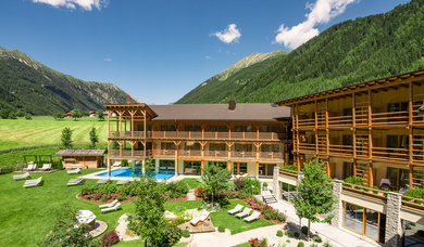 Alpine Wellness Hotel Masl in Vals