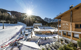 BAD MOOS – Dolomites Spa Resort